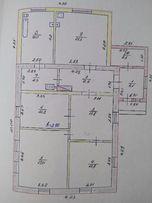 Продаю дом 4 комнаты район школы №1 Коростень