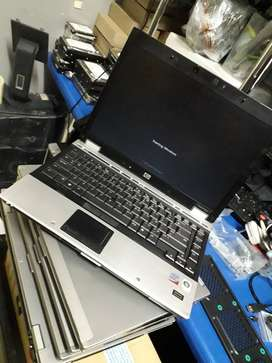 HP Elitebook 6930 LAPTOP with Camera- 250HDD,2GB RAM,DVD Writer &Win 7