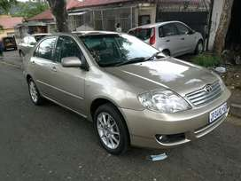2006 TOYOTA COROLLA 1.6 SPRINT MANUAL