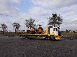 Pomoc drogowa 24H Transport maszyn rolniczych i budowlanych wózki .