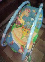 детское кресло шезлонг ЖИТЕЛИ САВАННЫ Tiny Love