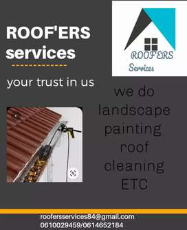 Roofers services