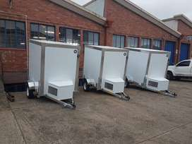 mobile chillers and freezers