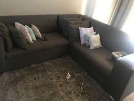 L - couch for sale R3000