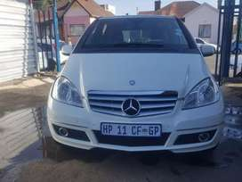 2011 Mercedes Benz A-class CDI automatic with leather seats