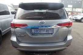 2018 Toyota Fortuner 2.4 GD6 SUV 50,000km Manual 6Forward LIBERTY AUTO