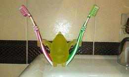 Стакан подставка держатель для зубных щеток