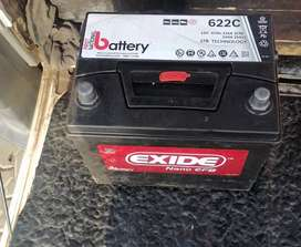 Brand new battery for sale