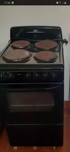 Stove and chest freezer