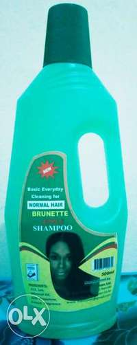 500ml Shampoo for natural african hair 0