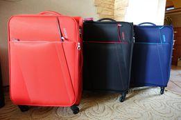 Średnia walizka Joyride American Tourister na kółkach 68 - nowe