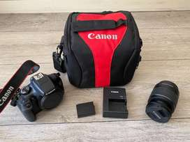 Canon Bundle (Pristine Condition)