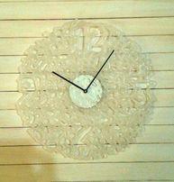 Часы настенные Муранское стекло