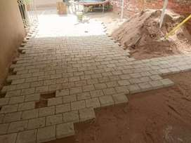 Paving Blocks New R5