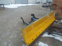 Снегоуборочный отвал лопата на трактор МТЗ, ЮМЗ, Т-40, Т-150, Зил