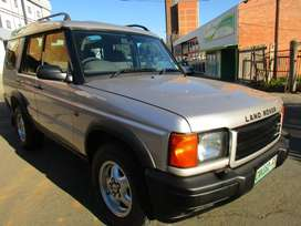 Land Rover discovery TD 5 Auto
