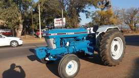 Ford 6610 Tractor, ADE Turbo, 4x2 For Sale