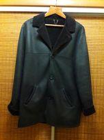 кожаная (натуральная) курточка куртка пиджак зимний