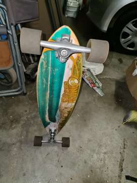 Sector 9 bamboo longboard limited edition