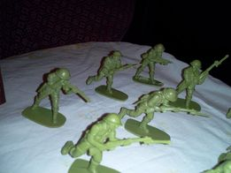 Английские солдатики