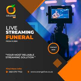 Funeral Live Streaming