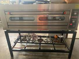 Catering Gas Oven for sale
