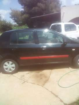 Hyundai Getz. Motor 100%. Drives daily. Interior excellent