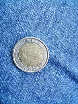90 years collectable 2011 R5 coin