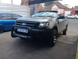2015 Ford Ranger 2.2 diesel single cab long base bakkie