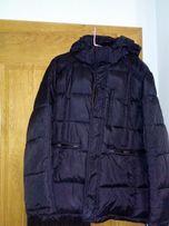 Куртка зимняя мужская размер 46 Б-У