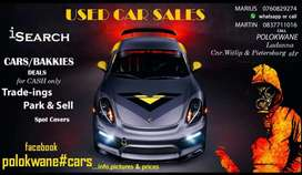 Looking to buy or sell your Car or Bakkie