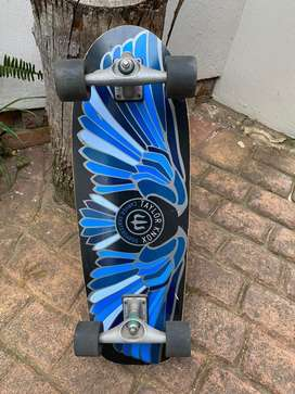 Carver surf skate board Taylor Knox Pro series 31.25 with CX trucks