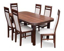 Zestaw MYDEŁKO 2 Stół + 6 Krzeseł NAJTANIEJ!!!