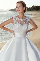Okazja! Elegancka suknia ślubna jak z bajki rozmiar 38-40