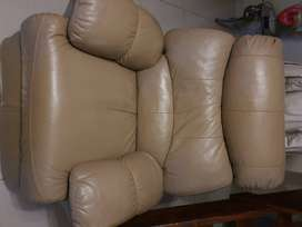 Lounge couch set