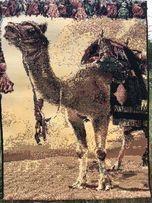 """Коврик в детскую комнату """"Верблюд"""" 120х90 новый пр-во Египет"""