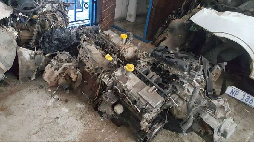 NISSAN NP200 ENGINES FOR SALE AT EDENVALE AUTO SPARES 0