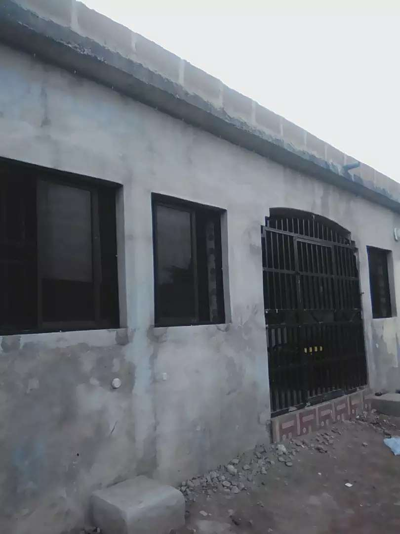 Newly built miniflat for rent at Igando. 0
