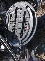 Mercedes w220 w215 cl plastik wklad do kola zapasowego na klucze