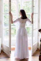 sukienka ślubna 300zł z wysyłką! OKAZJA