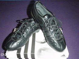 Кожаные бутсы Adidas, размер 39