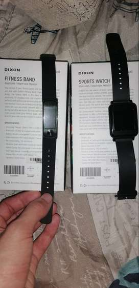 Wrist band and sport watch