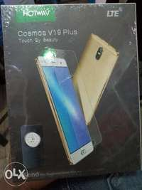 Offer!! New Sealed 4G LTE Hotwav Cosmos V19 Plus 0