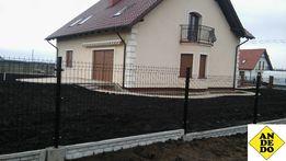 Producent Przęsła Ogrodzeniowe, Siatki, Bramy, Furtki, Podmurówka