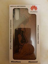 Etui Real wood Huawei Mate 10 PRO. Nowe!