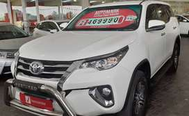 Toyota Fortuner 2.4 GD6 Automatic