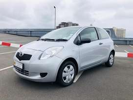 2008 Toyota Yaris t 1 AC in good condition full service history