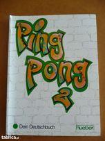 Ping Pong 2 - podręcznik + ćwiczenia do nauki j. niemieckiego