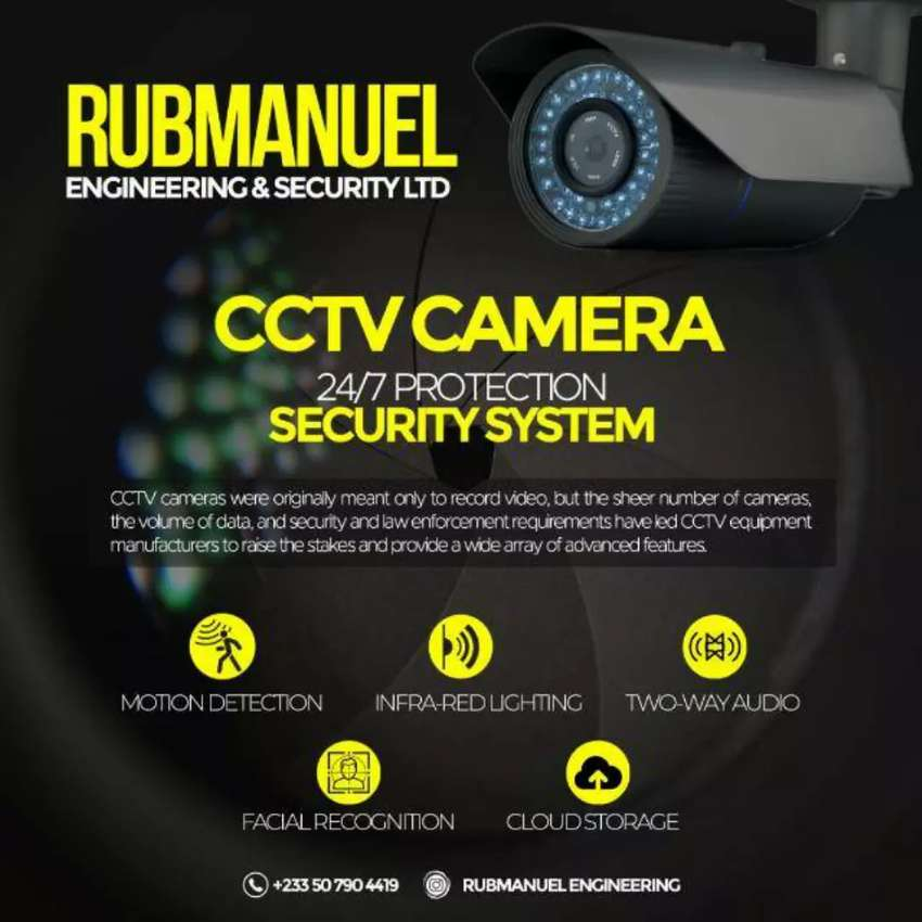 Electric Fencing and CCTV Installation 0