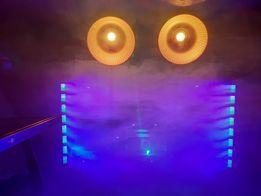 Lampa w stylu retro zespół dj